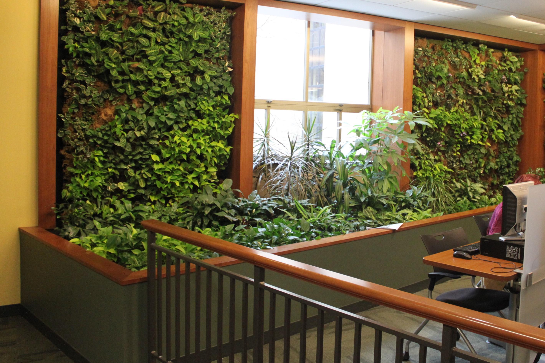 Penn State University, Pattee Library - Penn Installations